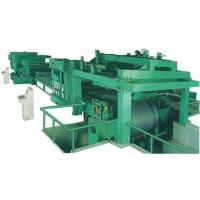 Cheap HR coil uncoiling-leveling-cut to length-stacking line for sale