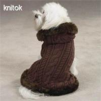 Cheap Cabel knit dog sweater for sale
