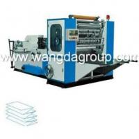 Buy cheap Three Folded Hand Towel Machine (WD-HTM1-230/2-5) from wholesalers