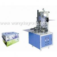 Buy cheap Automatic Facial Tissue Carton Box Sealing Machine(WD-FT-CBSM2) from wholesalers