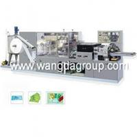 Cheap Wet Tissue Machine with Full Automatic 1-2 Pieces Per Package (WD-WT-1-2P) for sale