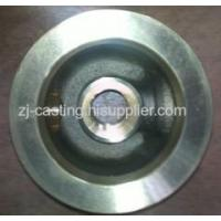 China lost wax bronze casting on sale