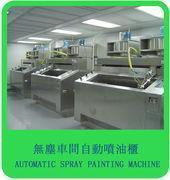 Cheap automatic spray painting machine for sale