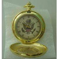Cheap Pocket Watches Product Name:24K Gold Pocket Watch for sale