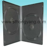 Buy cheap DVD/CD case |DVD/CD case>>14mmDVDCaseDoubleBlack from wholesalers