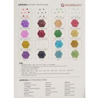 Laser Series Color Card Specifications