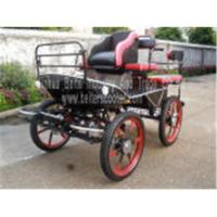 Cheap Marathon Horse Carriage for 1 or 2 Horse  (BTH-02) wholesale