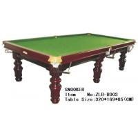 Cheap Snooker Tabel wholesale