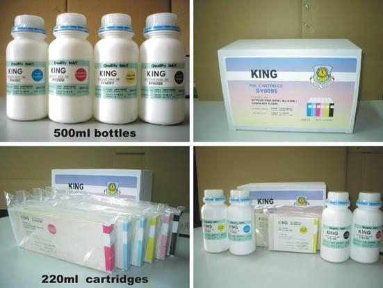Quality inks for wide format printers (plotters) for sale