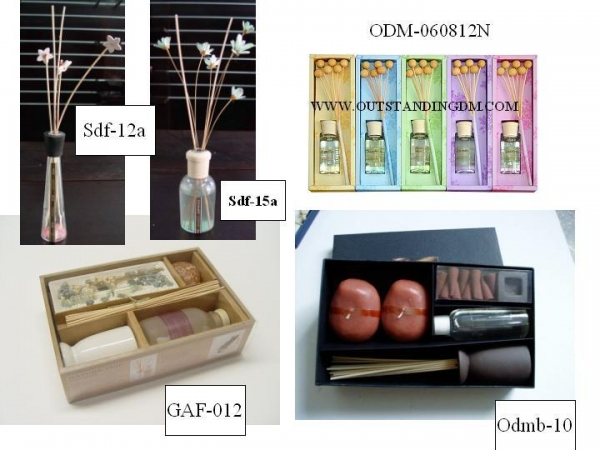 Quality Gift Reed Diffuser Set wholesale