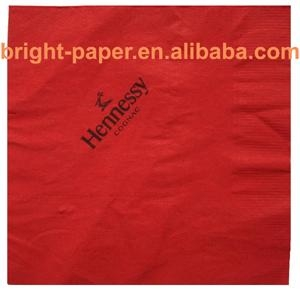 custom paper napkins logo Design your own personalized 3-ply napkins or add a custom logo on your napkin in beverage, luncheon & dinner sizes at the stationery studio.
