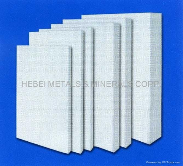 Calcium Silicate Insulation Board : Calcium silicate insulation board with certificate of