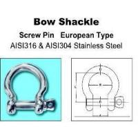 Construction Industry Bow Shackle