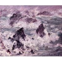Cheap Impressionist(3830) Storm_at_Belle-Ile_2 for sale