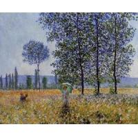 Cheap Impressionist(3830) Sunlight_Effect_under_the_Poplars for sale
