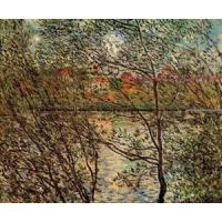 Cheap Impressionist(3830) Springtime_through_the_Branches for sale