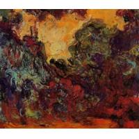 Cheap Impressionist(3830) The_Artist-s_House,_View_from_the_Rose_Garden for sale
