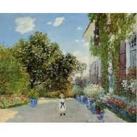 Cheap Impressionist(3830) The_Artist-s_House_at_Argenteuil for sale