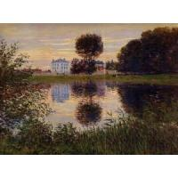 Cheap Impressionist(3830) The_Ball_Shaped_Tree,_Argenteuil for sale