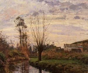 Quality Impressionist(3830) Landscape_with_Small_Stream wholesale
