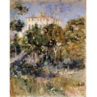 Cheap Impressionist(3830) Villa_with_Orange_Trees,_Nice for sale