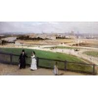 Cheap Impressionist(3830) View_of_Paris_from_the_Trocadero_Heights for sale