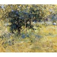 Cheap Impressionist(3830) Willows_in_the_Garden_at_Bougival for sale