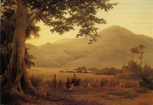 Quality Impressionist(3830) Antillian_Landscape,_St._Thomas wholesale