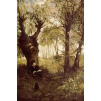 Impressionist(3830) Old_Path_at_Auvers