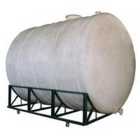 Plastic horizontal storage container/water tank