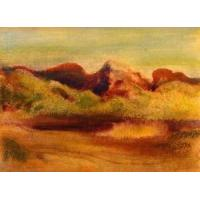 Cheap Impressionist(3830) Lake_and_Mountains for sale