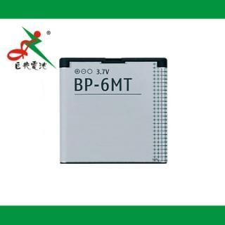 China htc (BP-6MT)battery for nokia  N81/E51/N82/N81(8GB)