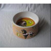 Cheap dog bowl Model Number:BAC035 for sale