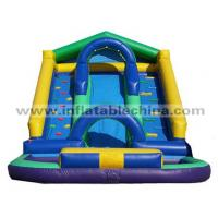 Cheap Sports Inflatable Slide T-381 wholesale