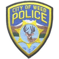 Police patch city of weed police patch