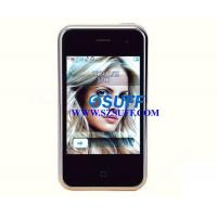 Buy cheap Changjiang A610 Quad-band iPhone TV Dual SIM Card GSM Mobile Phone from wholesalers
