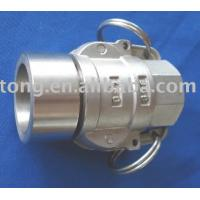 Special pipe fittings Quick Joint