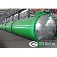 Cheap 1450*3000 AAC autoclave for sale to Ecuador for sale