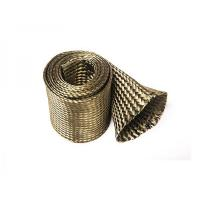 Cheap Basalt Fiber Firesleeve/or with Silicone Coating for sale