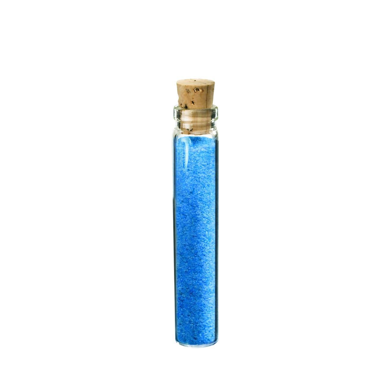 Cheap Aromatherapy & Essential Oils Containers Glass Corked Vials v4510B01 for sale