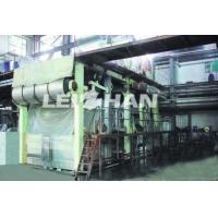 Buy cheap PRODUCTS Inverse pulp cylinder mould tissue paper machine from wholesalers