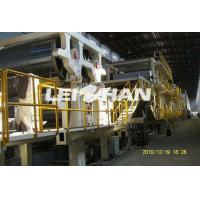 Buy cheap PRODUCTS 3800 Five-wire Coating Board Paper Machine from wholesalers