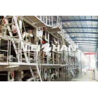 Buy cheap PRODUCTS 4400/350 Triple Layer Liner Cardboard Paper Machine from wholesalers