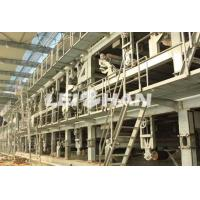 Buy cheap PRODUCTS Three Wires Cardboard Paper Machine from wholesalers