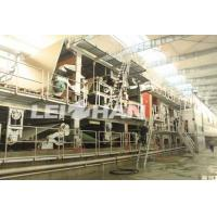 Buy cheap PRODUCTS Double Layer Wires Carton Paper Machine from wholesalers