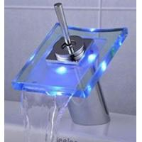 Buy cheap Battery Powered LED Faucet Battery Powered LED Faucet from wholesalers