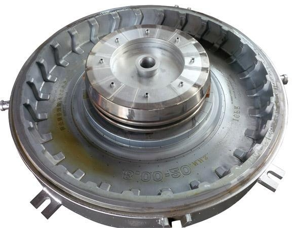 China Agricultural tyre moulds