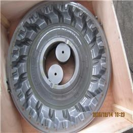 China Solid tyre mould
