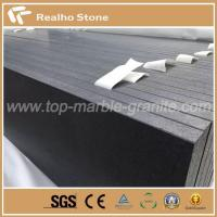 Cheap Hainan Black Basalt Rock Stone Cut-to-size Tiles for sale