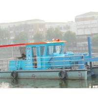 QJ automatic river cleaning boat